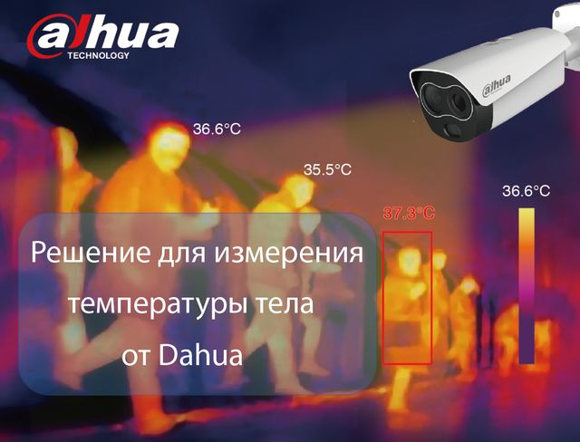 Dahua Thermal Solution